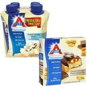 Atkins Weight Loss Value Bundle - Select 1 Bar and 1 Shake