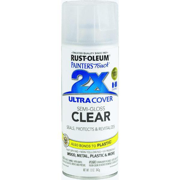 Rust-Oleum Painter's Touch Ultra Cover Aerosol Spray Paint, 12 oz
