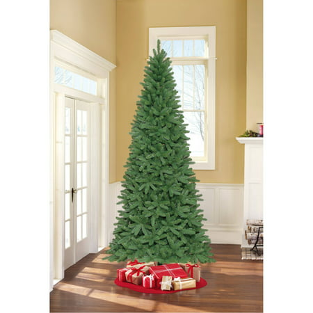Holiday Time Unlit 9' Fremont Fir Artificial Christmas ...