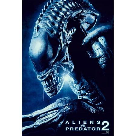 Halloween Alien Vs Predator Costumes (Aliens Vs. Predator: Requiem POSTER (27x40) (2007) (Style)