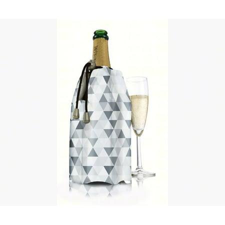 Vino Vino Champagne (Vacu Vin VACUVIN3885260 Active Cooler Champagne - Diamond)