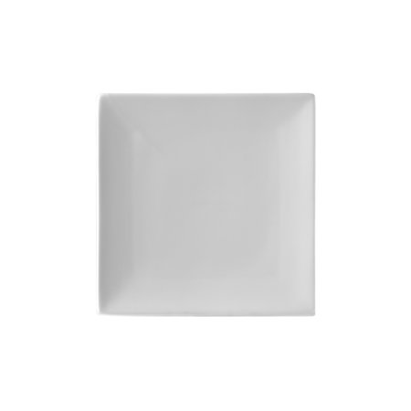 5 7/8L x 1H Whittier Coupe Squares Bread & Butter Plate/Case Of 24