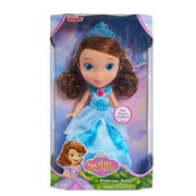 "Disney Junior Sofia the First - Princess Sofia 10.5"" Doll w/ Crystal Blue Dress"