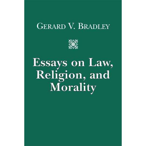 essays law morality