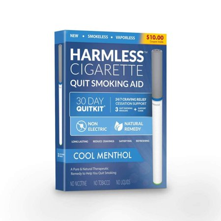 Harmless Cigarette Quit Smoking Aid - Cool