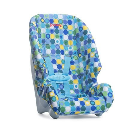Joovy Baby Doll Toy Booster Car Seat Accessory Blue