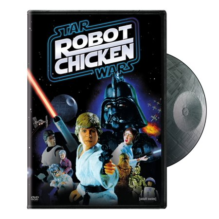 Robot Chicken Star Wars (DVD) - Robot Chicken Halloween Episodes