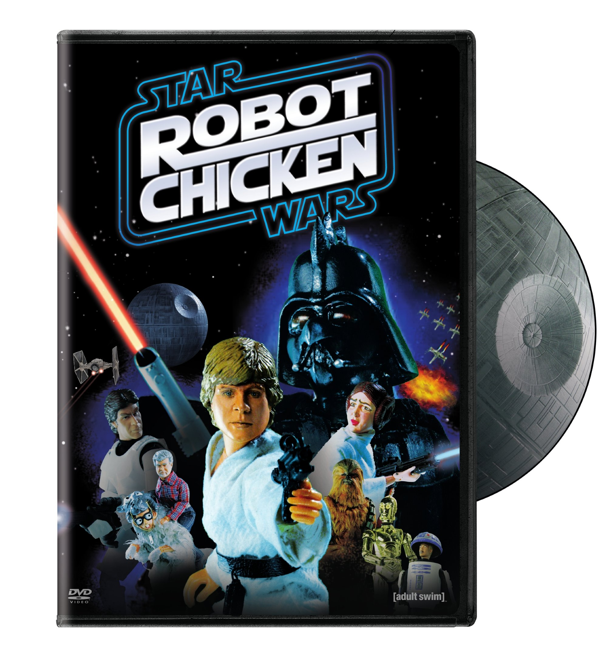 Robot Chicken Star Wars (DVD)