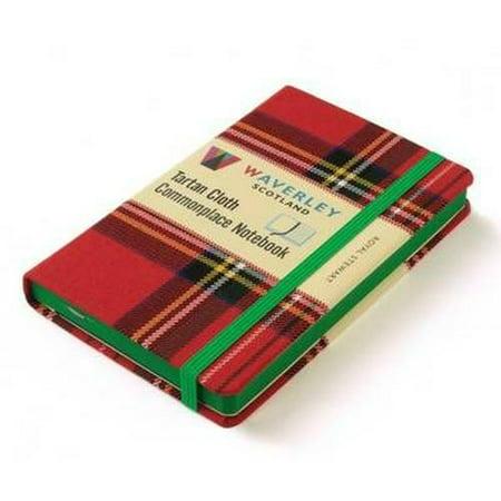 Royal Stewart: Waverley Genuine Scottish Tartan Notebook