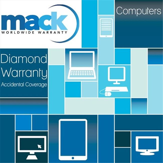 Mack Warranty 1170 3 Year Diamond Notebooks Computers Warranty Under 7000 Dollars - image 1 of 1