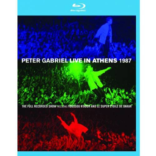 Live In Athens 1987 And Play (Music Blu-ray   Music DVD)