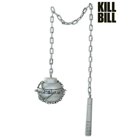 Medieval Toy Weapons (Kill Bill Gogo Yubari Chain Mace Toy)