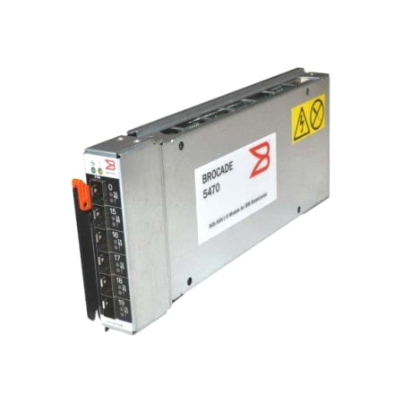 BROCADE ENTERPRISE 20-PORT 8GB SAN SWITCH MODULE FOR BLADECENTER