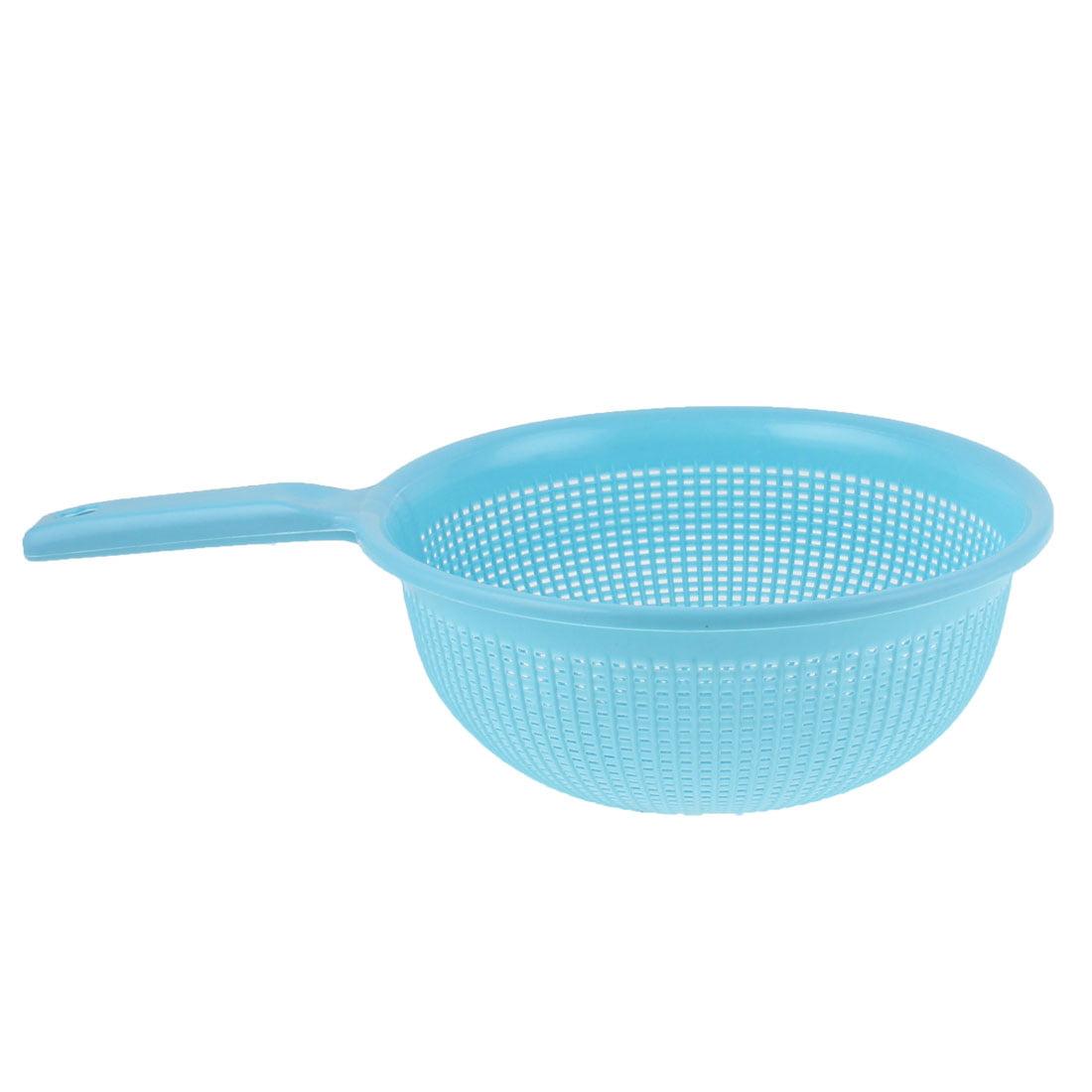 Kitchen Spoon Shape Vegetable Rice Drain Basket Colander Strainer by Unique-Bargains