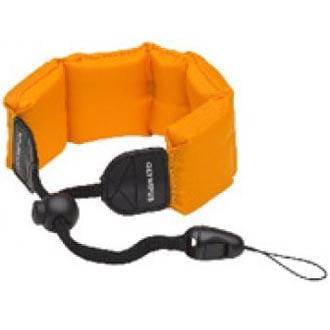 Deals Olympus 202204 Olympus Floating Foam Camera Strap – Orange Before Special Offer Ends