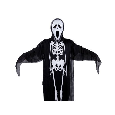 Scream Skeleton Costume for Adult - Real Scream Costume
