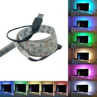 matoen 5050 Bright Led 1M Usb Led Strip Lights Tv Back Light Color Changing MR