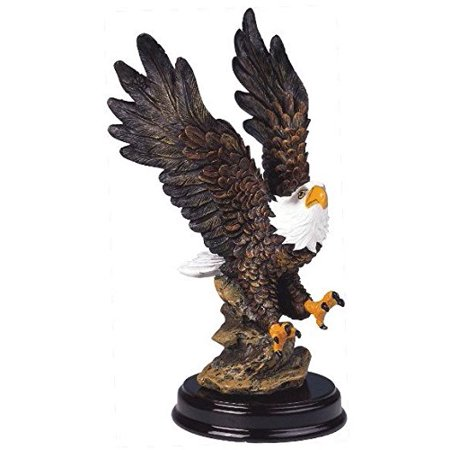 StealStreet SS-G-54059 Wild Life Eagles Collection Animal Bird Figure Decoration Collectible ()