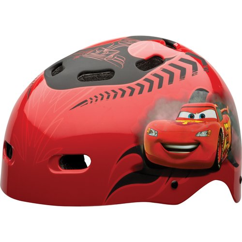 Bell Sports Disney Cars Bike/Skate Helmet, Child