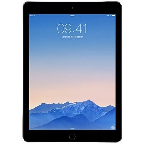 Refurbished Apple iPad Air 2 MH2M2LL/A (64GB, Wi-Fi + Cellular, Space Gray)