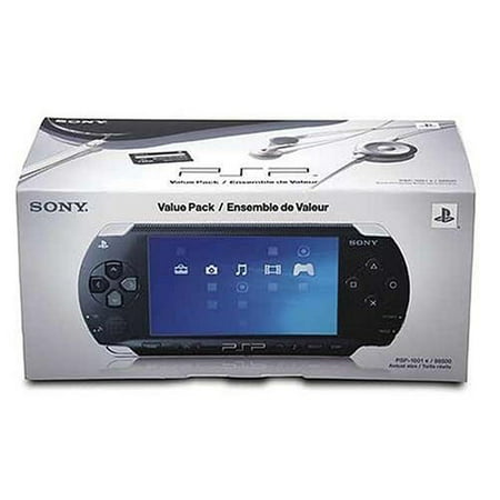 Ptp System - Refurbished PlayStation Portable PSP 1000
