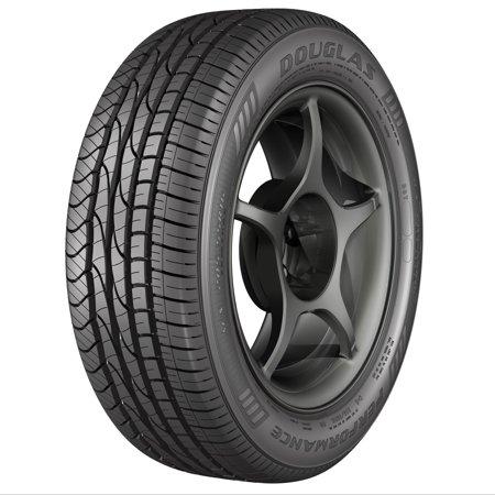 Walmart Tire Installation Price >> Douglas Performance Tire 235 55r18 100h Sl
