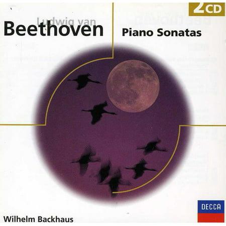 Piano Sonatas 8 14 15 17 21 23 26 (CD) (40 15 8 N 58 26 23 E)