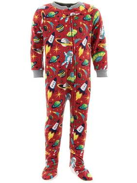 39dc440dd Baby Boys Pajama Sets - Walmart.com