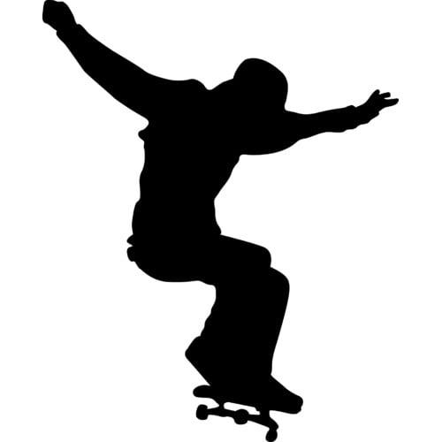 Sticker skate turtle ref 507