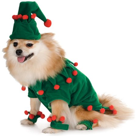 Pet Elf Costume](Elf Costumes For Christmas)