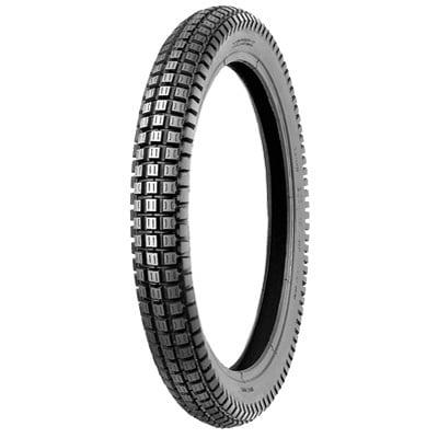 2.75x21 (45P) Tube Type Shinko SR241 Series Trials Tire for Honda CRF250L