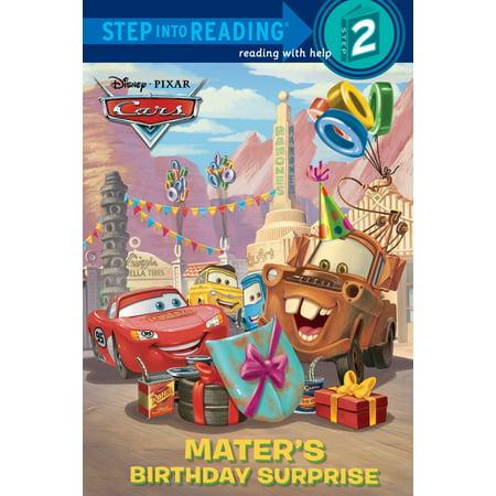 Mater's Birthday Surprise (Disney/Pixar - Birthday Things