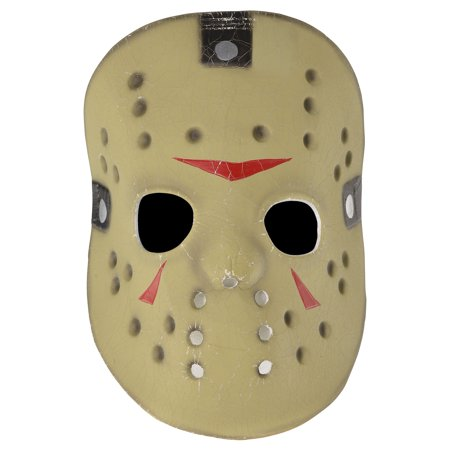 Jason Mask for Adults, Friday the 13th, Costume Accessory, One Size, Foam