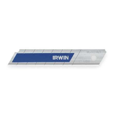 Irwin Utility Blade, Spring Steel/High Speed Steel, - Irwin Utility Blade
