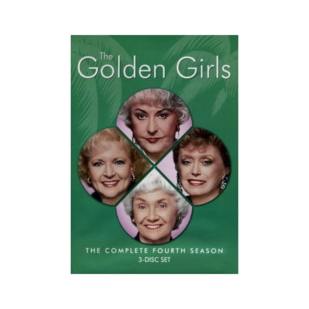 The Golden Girls: The Complete Fourth Season (The Very Best Of The Four Seasons)