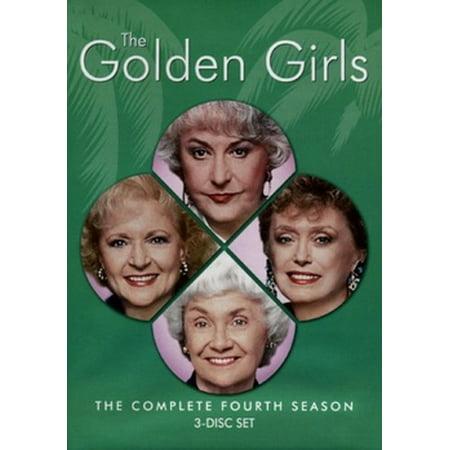 Golden Girls Halloween Episodes (The Golden Girls: The Complete Fourth Season)
