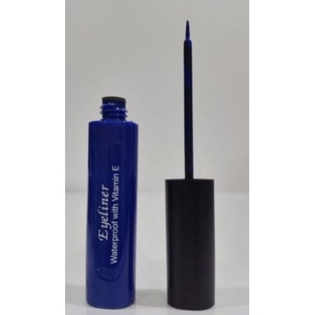 LWS LA Wholesale Store  Italia Deluxe Waterproof Liquid Eyeliner - Vitamin E & Long Lasting Eyeliners! (205 Royal