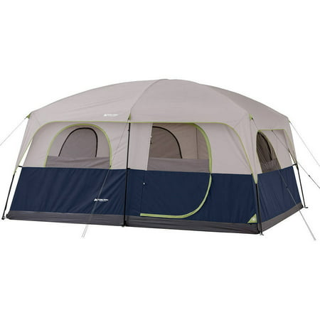 28h Cabin - Ozark Trail 14' x 10' Family Cabin Tent, Sleeps 10
