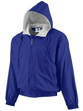 Augusta Sportswear Youth Hooded Taffeta Jacket/Fleece Lined 3281