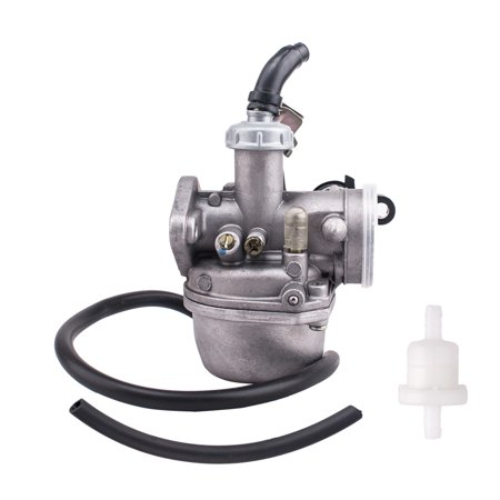 19mm carburetor carb pz19 with fuel filter for chinese 50 ... chinese 4 wheeler fuel filter