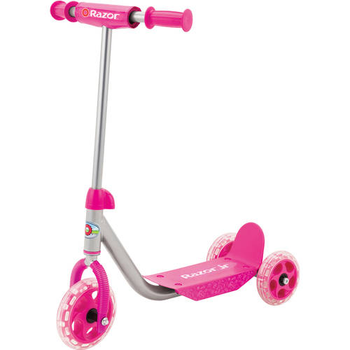 Razor Jr. 3-Wheel Lil Kick Scooter - Perfect For First-Time Riders