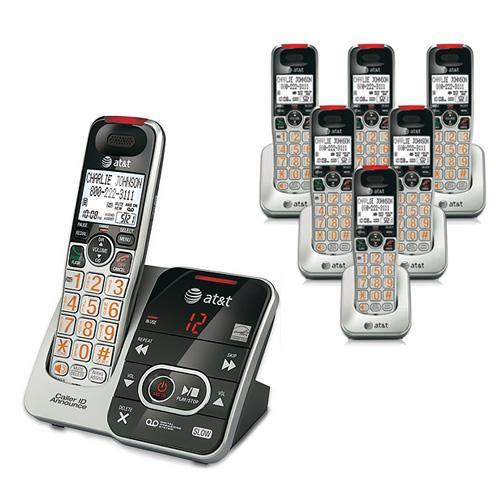 AT&T CRL32702 7 Handset Cordless Phone