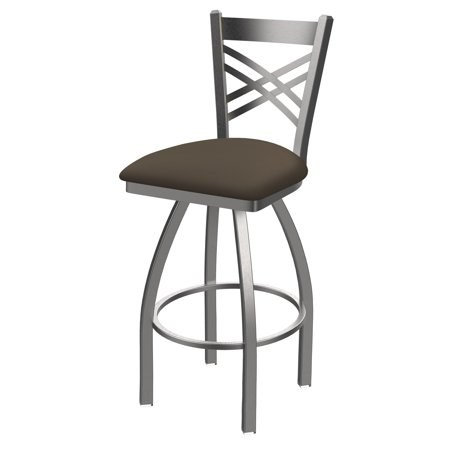 Awesome 820 Catalina 25 Swivel Counter Stool With Stainless Finish And Canter Earth Seat Lamtechconsult Wood Chair Design Ideas Lamtechconsultcom