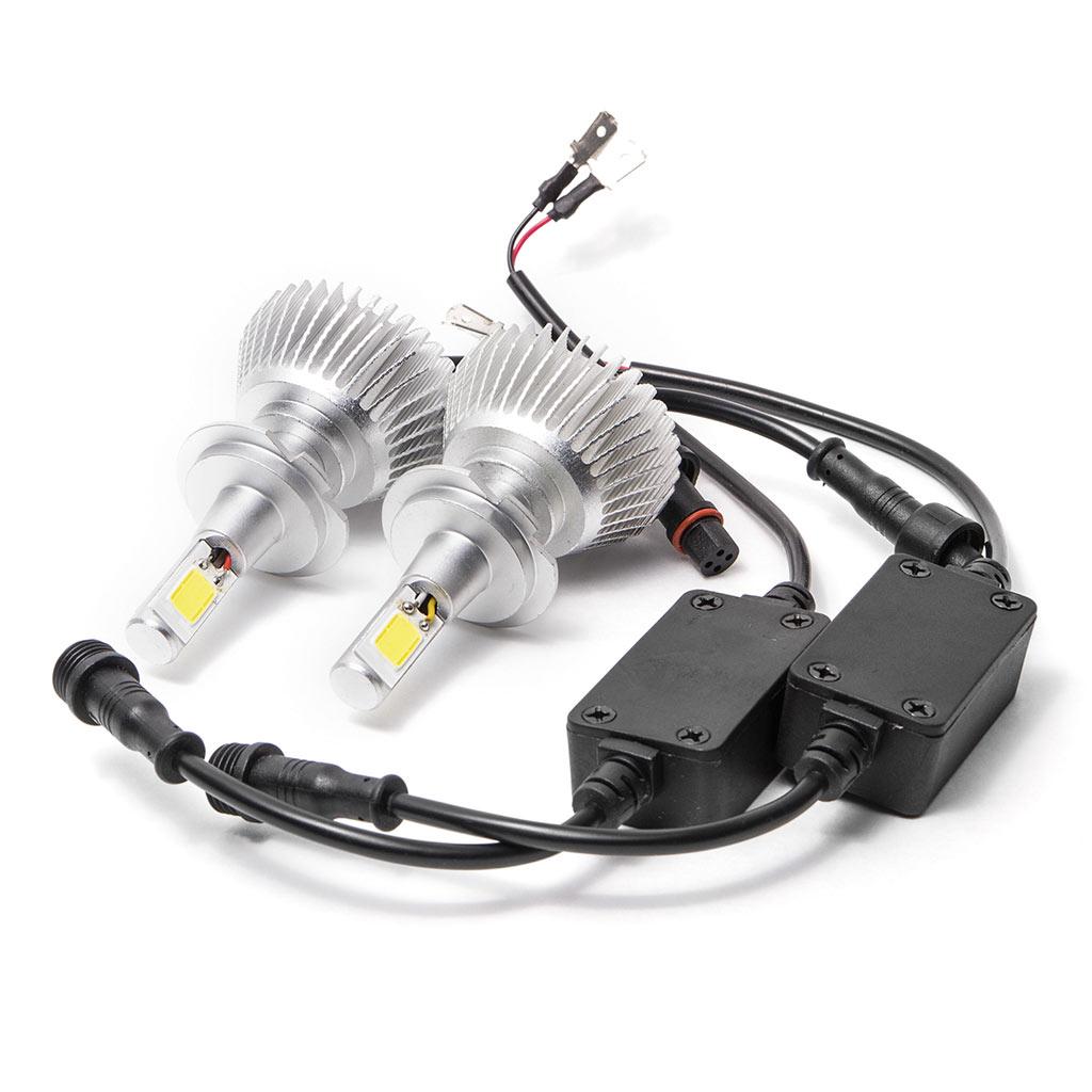 Biltek LED Low Beam Conversion Bulbs for 2005-2009 BMW K1200S (H7 Bulbs) - image 2 of 3