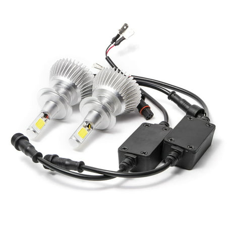 LED High Beam Conversion Bulbs for 2013-2014 Volvo S80 With HID (H7 Bulbs) - image 3 de 3