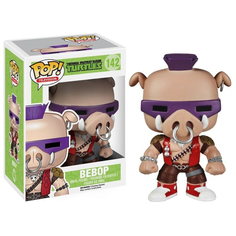 Teenage Mutant Ninja Turtles Pop! Vinyl Figure Bebop