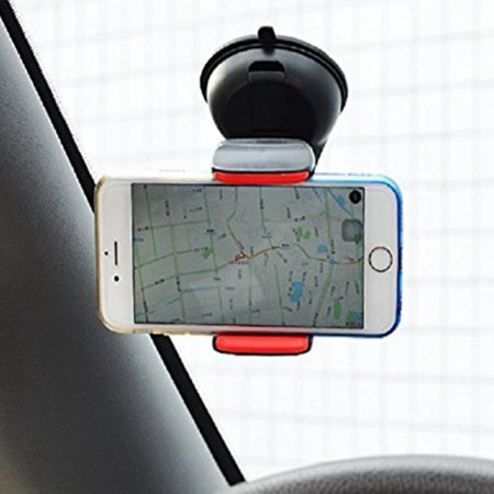 3-in-1 Car Mount Bike Mount Phone Holder with Handlebar Mount Grip