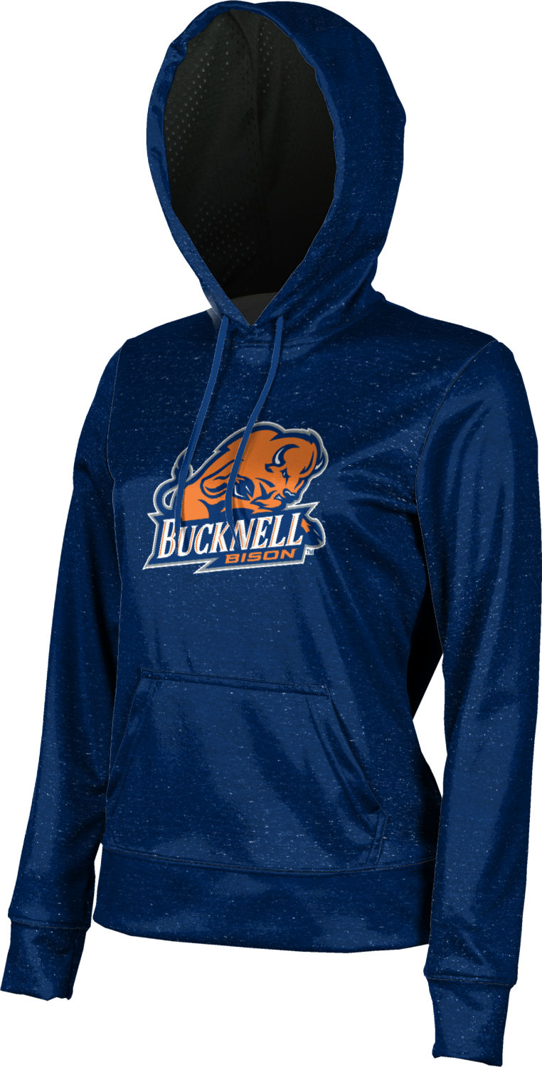 Heathered ProSphere Bucknell University Boys Pullover Hoodie