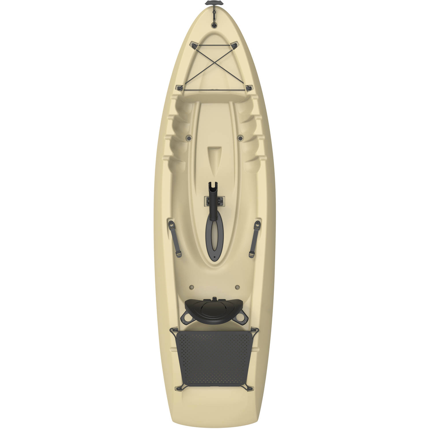 """Lifetime Hydro 8'5"""" Sit On Top Fishing Kayak with Paddle by"""