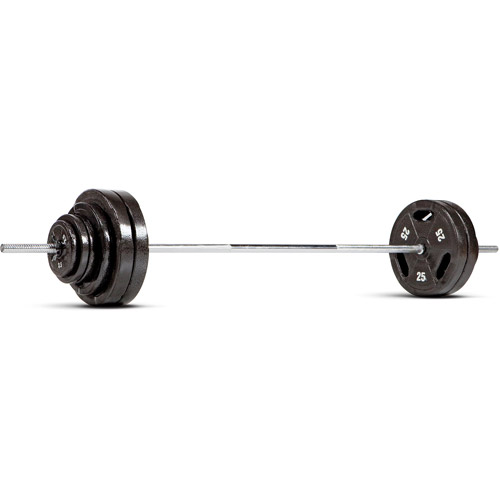 Marcy 160-Pound Eco Standard Weight Set (Box 1 of 4): ECO-160